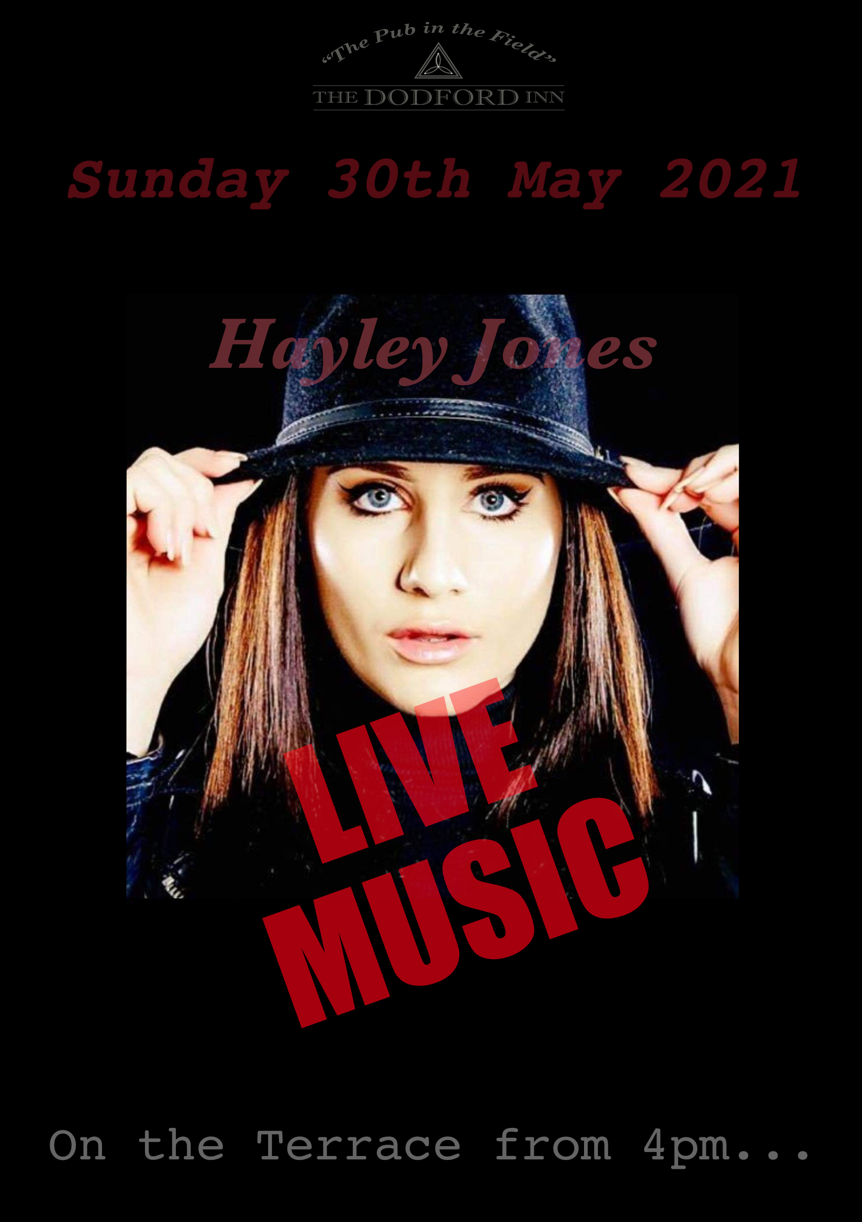 Hayley Jones Live Music
