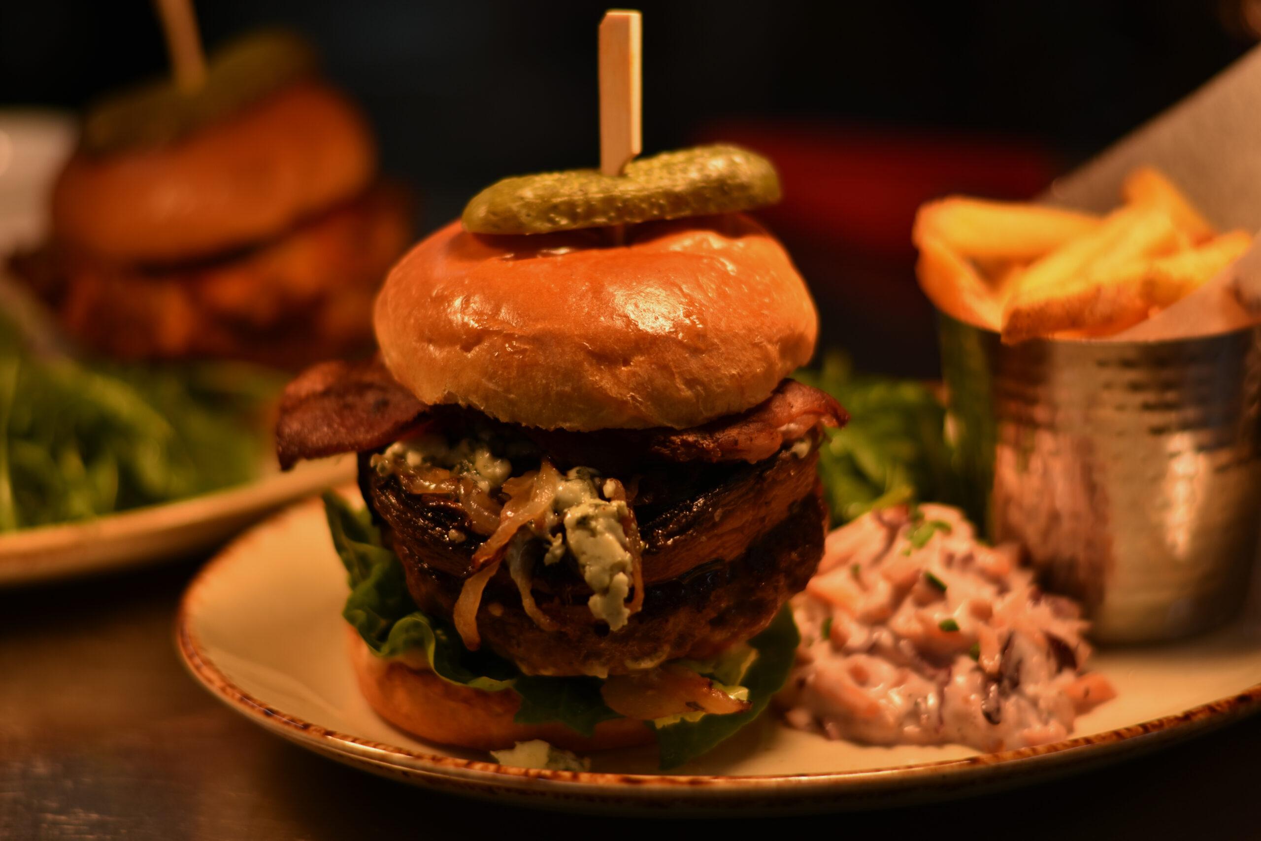 Woodland Burger